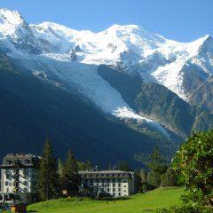 Chamonix-Mont-Blanc : Une ville attrayante et agréable