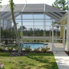 L'abri de piscine : avantages et différents types