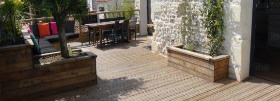 Pourquoi choisir le bois composite pour revêtir le sol ?